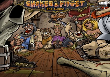 Shakes & Fidget Hack